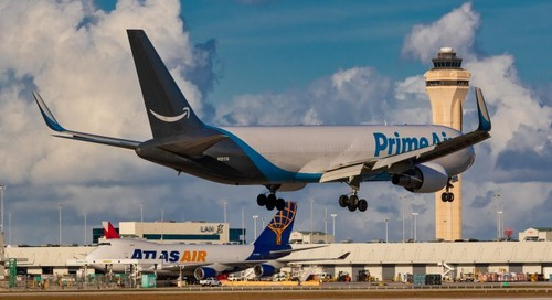 Amazon Air removes two 767 leases from Atlas Air and gives to ATSG