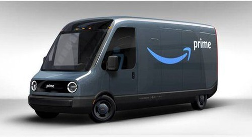 IRU calls for increased focus on road transport as Amazon – and others – go green