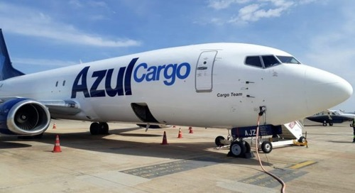 Analysis: is Azul's fleet sufficient for Mercado Libre's growth?