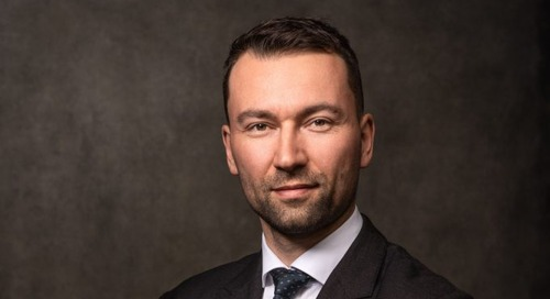 Jakub Ptacnik is new business development manager for B&H in Prague
