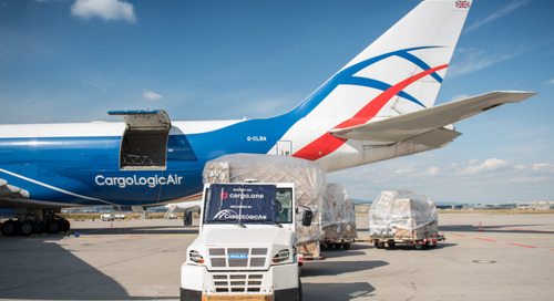Forwarders save time and effort as AirBridgeCargo and Cargologicair join booking platform