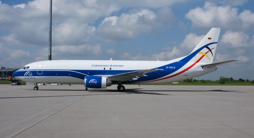CargoLogic Germany finally cleared for take off