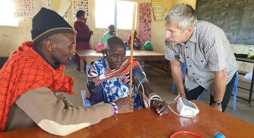 Lufthansa Cargo weighs in to aid Kenyan children