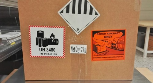 Teach e-commerce shippers dangerous goods rules and criminalise those who break them