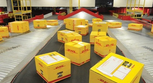 DHL relocates Pittsburgh operations to larger, centrally located facility