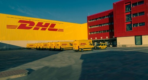 DHL provides critical supply chain to support manufacture of ventilators for NHS