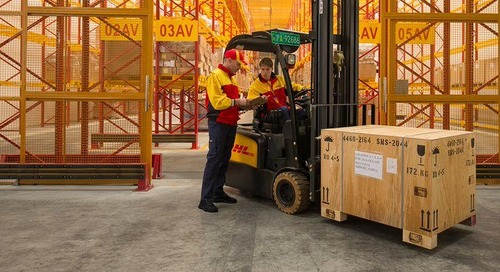 DHL hopes to clean up as it saves costs by picking warehouse tech wisely