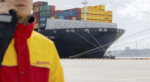 DHL GF: Ocean freight market update