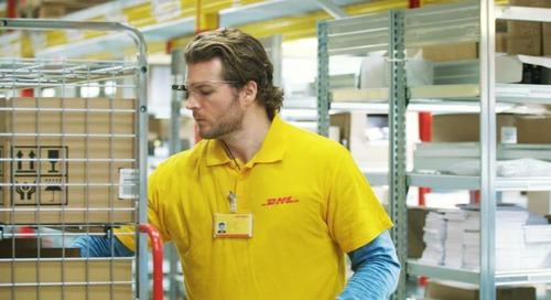 Smart glasses proving to be top spec in boosting warehouse operations