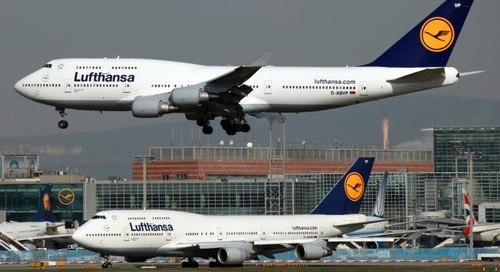 'Fantastic' year for Lufthansa Cargo, with revenue and profits on the up