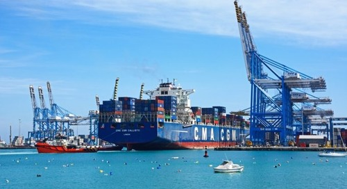 Container freight rates still on the up – a peak season after all?