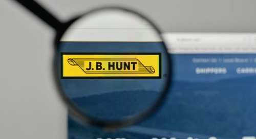 "JB Hunt second quarter results: ""some positives in a weak environment"""