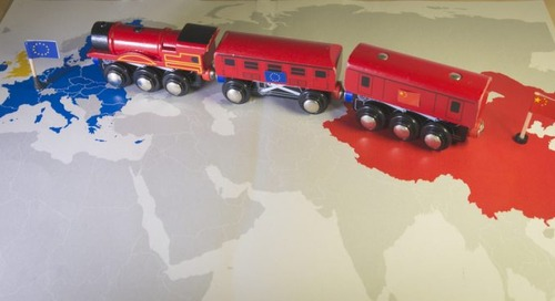 Forwarders switch focus from costly air and ocean to overland Asia-Europe