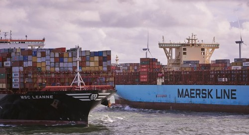 Maersk and MSC upgrade Asia-Europe sweeper to a weekly service