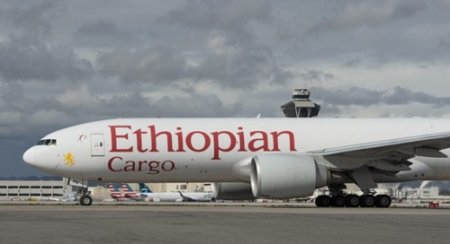 Gecas and IAI launch 777-300ER cargo conversion programme