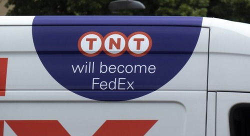 FedEx reacts slowly to weakened global trade as TNT integration takes its toll on Q1