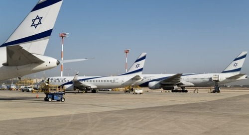 El Al books first online freight shipment after joining cargo.one