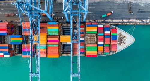 Gloomier picture for global container port throughput as tariff wars begin to bite
