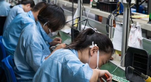 China's electronics exporters desperate for escape from trade war