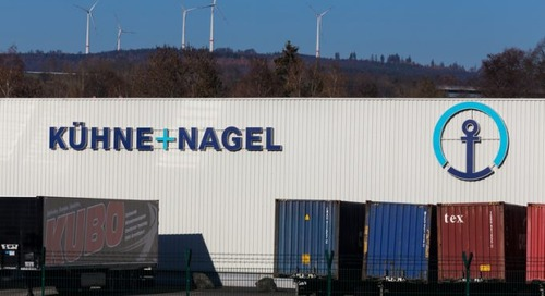 Kuehne + Nagel claims first 'guaranteed' and 'greener' FCL service