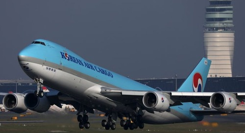 Cargo flights boost Korean Air results, but are 'a rare bright spot' for Lufthansa
