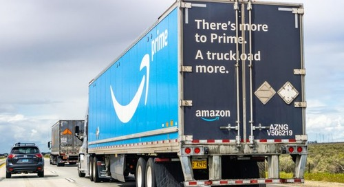 What Amazon's 'disintermediation' strategy means for American truckers