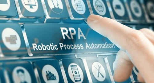Automate or stagnate as RPA transforms transport and logistics