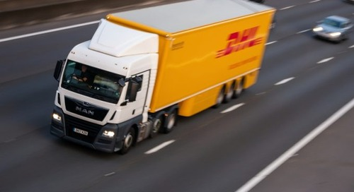 DHL 'flaunting' virus guidelines for the wellbeing of its workers, claims union