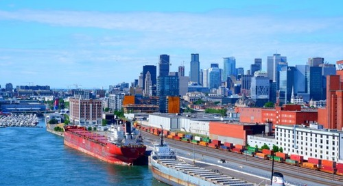 Vessels redirect to other ports as strike chaos continues at Montreal