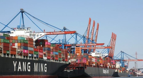 Ocean carriers still holding the upper hand with spot rates sky high