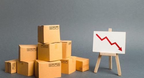 Peak season nervousness as air freight volumes start to decline