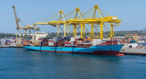 Maersk refuses bookings for shipments to Sydney as the port struggles to cope