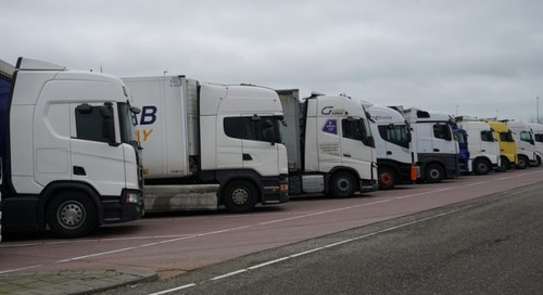 Coronavirus may have cost global haulage industry more than €550bn