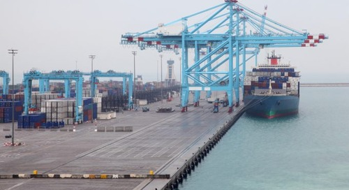 Abu Dhabi Ports and Bengal Tiger Line launch Safeen Feeders