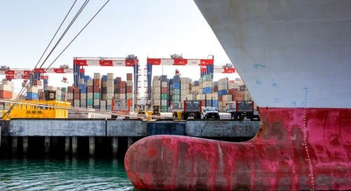 Demand spike and blank sailings make US importers scramble for capacity