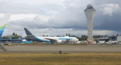 Amazon Air boosted by 12 more aircraft and new regional air freight hubs