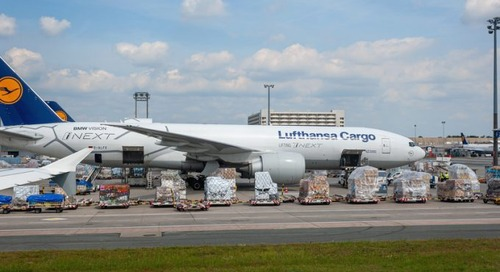As 'preighter' demand slows, will bellies return, asks Lufthansa Cargo's Peter Gerber