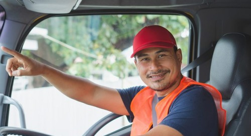 Reduce minimum trucker age to help young jobless and ease driver shortages