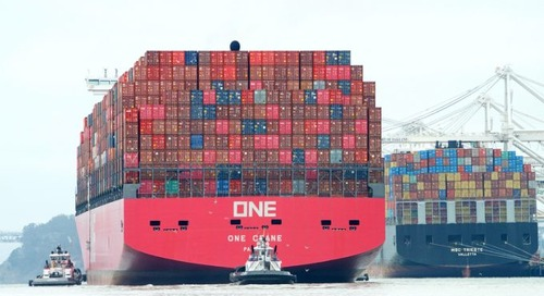 Asia-Europe misery for shippers: four-week delays, rate hikes and surcharges