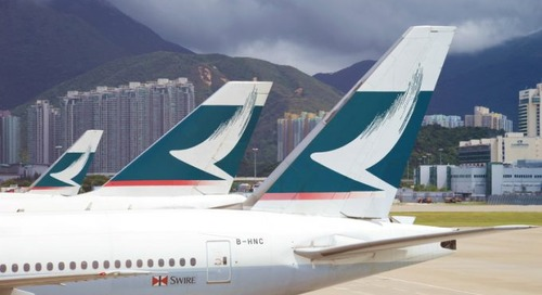 New Cathay Pacific restructure to cut cash burn will see 6,500 staff go
