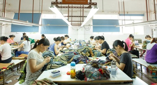 LSPs could become the  new 'heroes' of a changing apparel industry