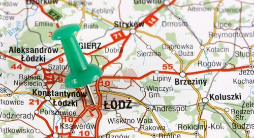 Poland's Lodz: the growing logistics hub for the future