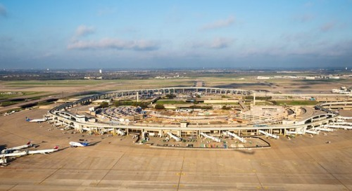 Dallas/Fort Worth Airport unveils major plans for expansion of cargo facilities