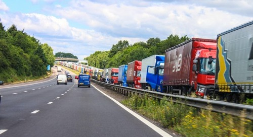 Post-Brexit planning brings in threat of personal fines for 'not-ready' hauliers