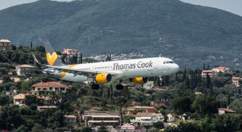 UK PM Johnson questions if Thomas Cook bosses were 'properly incentivised'