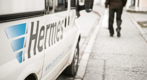 Could Hermes pave the way to a B2C network in Europe for FedEx?