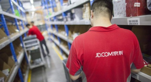 OOCL launches e-commerce platform joint-venture with JD Logistics