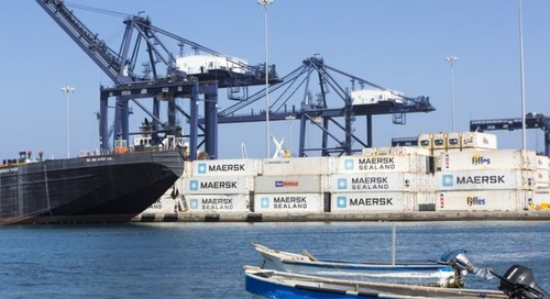 Maersk and Hamburg Süd restructure Latin America-North Europe services