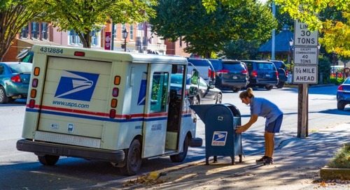 Confessions of a USPS worker: Delivering Amazon parcels 'till we drop'