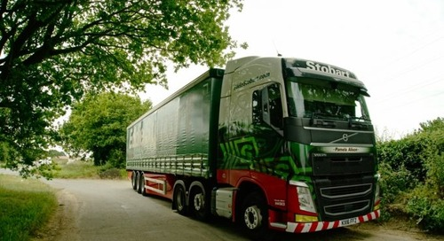 Wincanton warns worried Stobart shareholders not to grab at first offer